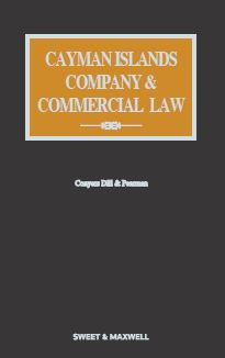 CAYMAN ISLANDS COMPANY AND COMMERCIAL LAW