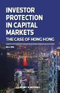 Investor Protection in Capital Markets - The Case of Hong Kong