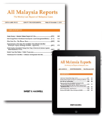 All Malaysia Reports 2017 Subscription (AMR)