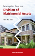 Malaysian Law on Division of Matrimonial Assets